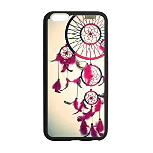 At-Baby Customized Dreamcatcher Pattern Iphone Case Iphone 6 5.5 inch Case Cover (Laser Technology)