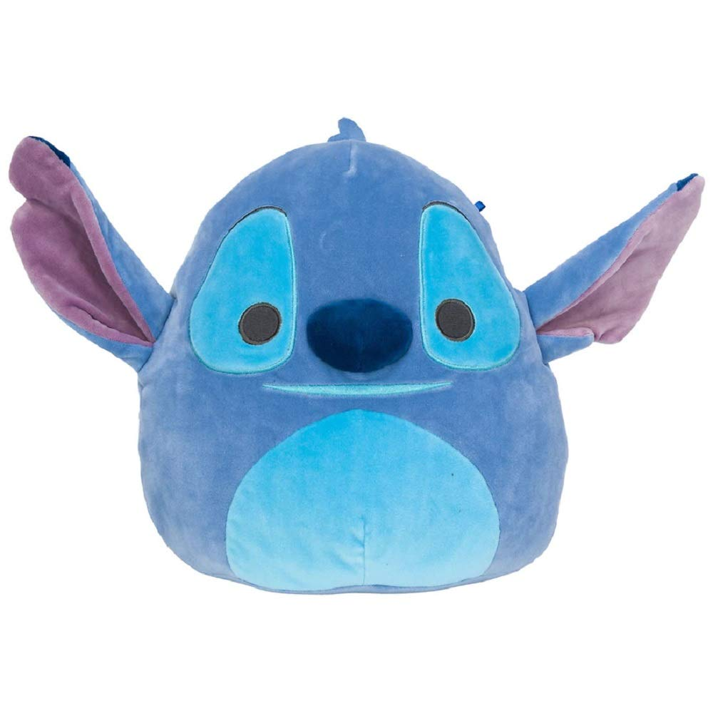 SQUISHMALLOWS Disney Stitch Stuffed Animal Plush 10 inches
