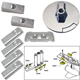 Tecnoseal Anode Kit w/Hardware 20816 by Tecnoseal