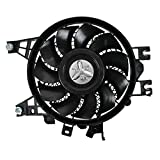 AC A/C Condenser Cooling Fan Assembly 884530C010 for 01-07 Toyota Sequoia Van