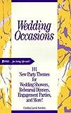 Wedding Occasions, Cynthia L. Sowden, 0918420105