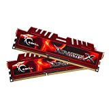 G.SKILL F3-12800CL10D-16GBXL Ripjaws X Series 16GB (2 x 8GB) 240-Pin DDR3-1600MHz