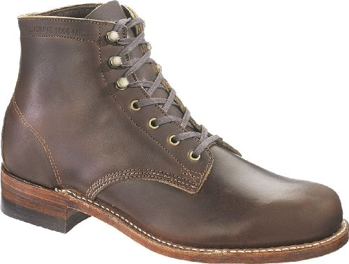 Image of the Wolverine 1000 Mile Men's 1000 Mile Boots, Brown, 12 D(M) US