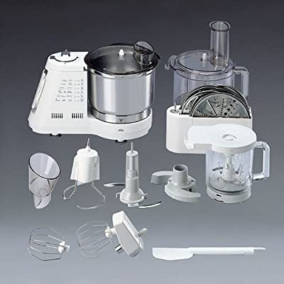 Braun - Robot de Cocina Multiquick 7 K3000: Amazon.es: Hogar