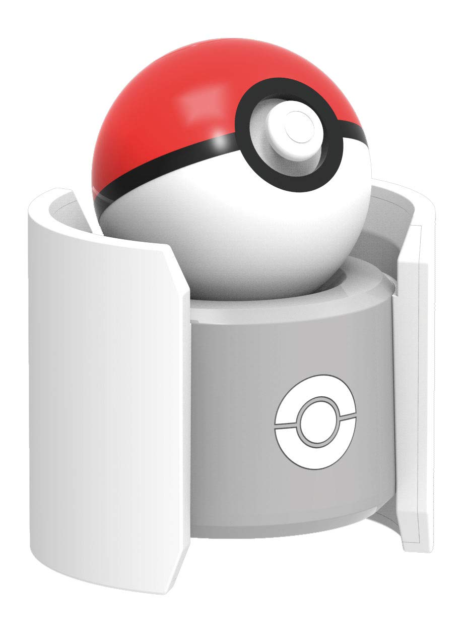Amazon.com: Poké Ball Plus Charge Stand Officially Licensed ...