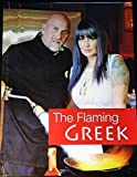 img - for The Flaming Greek with Kami book / textbook / text book