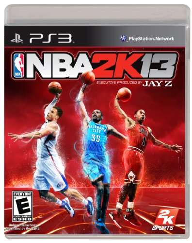 NBA 2K13 - Playstation 3 (Console Entertainment Transitions)