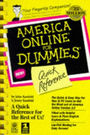 america-online-for-dummies-quick-reference