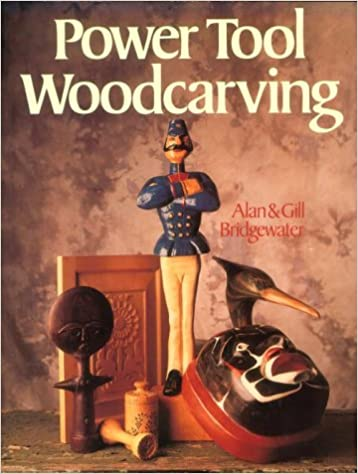 Book Power Tool Woodcarving