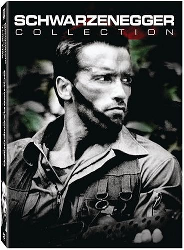 - Schwarzenegger Collection(Predator / Commando / True Lies)
