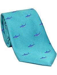 Silk Necktie - Woven Silk, Printed Silk, Standard Length, Kids Length, Extra Long