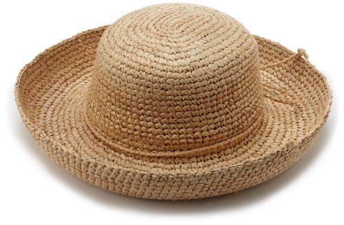Raffia Crochet Hat - 7