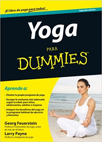 Yoga para Dummies: Amazon.es: Larry Payne, Georg Feuerstein ...