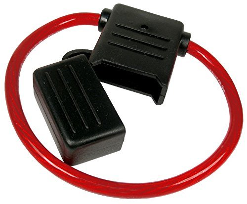 Pico 0969PT 60 AMP In-Line Maxi Fuse Holder with Dust Cap 8 AWG, Model: , Outdoor&Repair Store