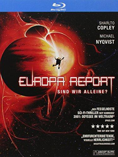 Europa Report - Limitiertes Steelbook