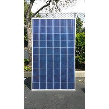 Amazon Com 5000w 5kw Solar Panel Kit Grid Tie And Ground