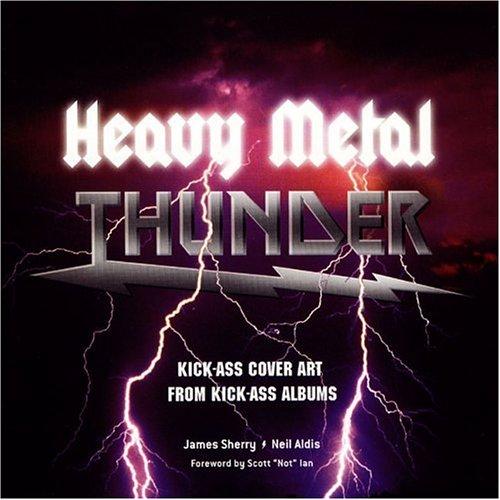 Download Heavy Metal Thunder: Kick-Ass Cover Art from Kick-Ass Albums ebook