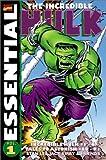 Essential Incredible Hulk, Vol. 1 TPB (Marvel Essentials)