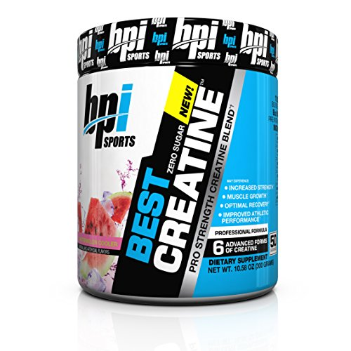 BPI Sports Best Creatine, 10.58 Ounce - Watermelon Cooler
