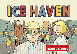 book cover of Ice Haven