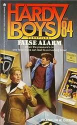 False Alarm (Hardy Boys Casefiles)