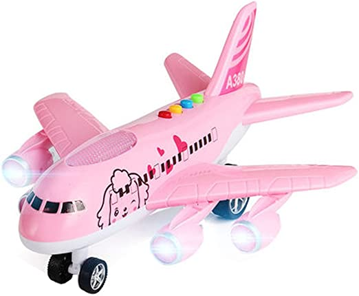 Black Temptation Fun Model Kinder Spielzeug Flugzeug Musik