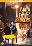 Earth vs. the Flying Saucers [DVD] [1956]