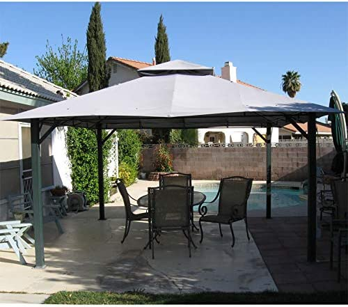 14 x 14 Square Replacement Canopy – RipLock 350