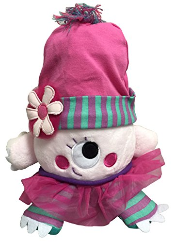 Baby Aspen Pink Hat Monster 6