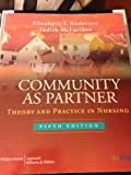 img - for Community as Partner Theory and Peactice in Nursing book / textbook / text book
