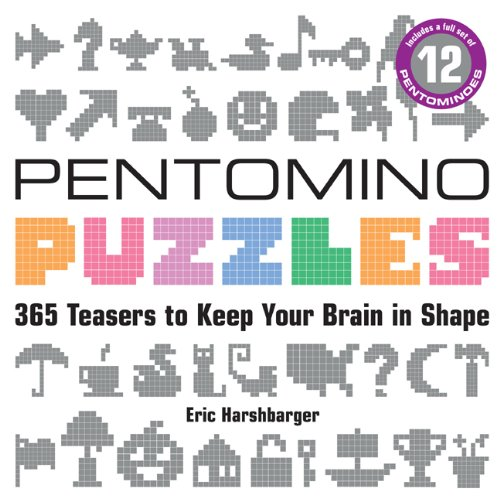 Pentomino Puzzles: 365 Teasers to Keep Your Brain in -