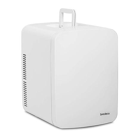 bredeco Mini Refrigerador Nevera De Viaje BCMF-15 (Corriente 12/24 ...