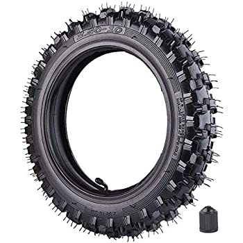 2.5-10 Inch Inner Tube 2.50X10 Motorcycle Pit Dirt Bike 70cc 90cc 110cc 125cc