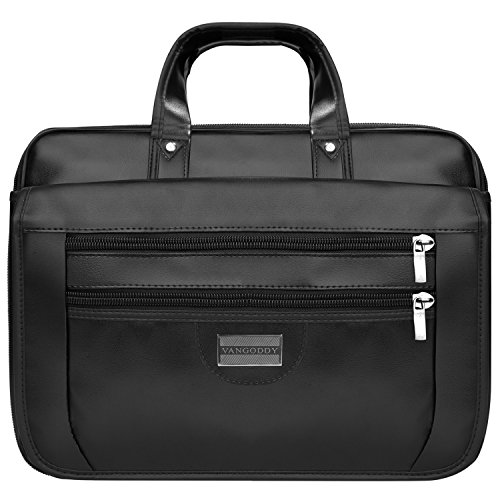 VanGoddy PU Leather Shoulder Bag and Messenger Bag for Asus ASUSPRO 15.6-inch/Asus D G K N Flip ROG 15.6