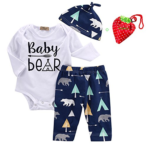 Unisex Toddler Infant Newborn Outfits