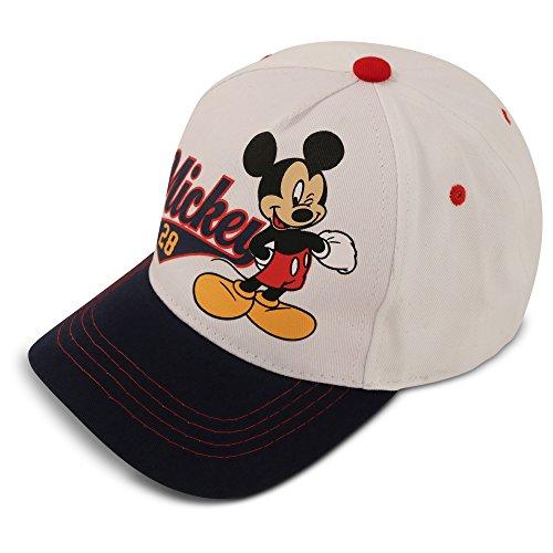 Boys Mickey Mouse Cotton Baseball Cap