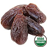 Organic Dried Medjool Dates, 1lb