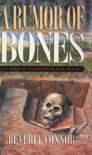 book cover of A Rumor of Bones