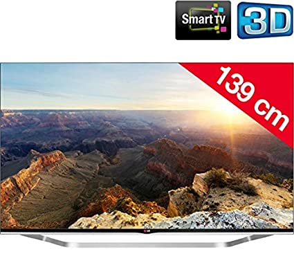 LG 55LB731V 55 Full HD Compatibilidad 3D Smart TV WiFi Plata LED ...
