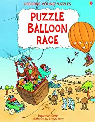 The Great Balloon Race (Usborne Picture Puzzles)