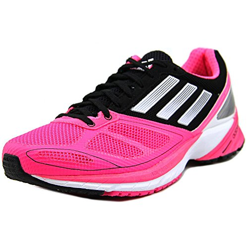 Adidas Adizero Tempo 6 Women US 8.5 Pink Running Shoe UK - Adidas Cheap Uk