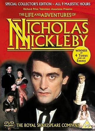 nicholas nickleby musical bbc 1973