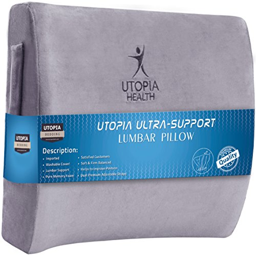 Super Comfortable and Supportive - Memory Foa...