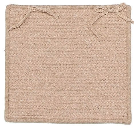 Westminster WM90 Chair Pad, 15-Inch x 15-Inch, Oatmeal, ()
