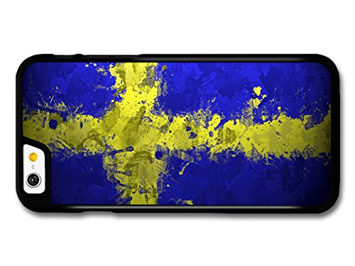 Swedish Flag Sweden Svenska Flaggan coque pour iPhone 6 6S