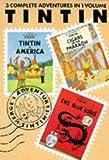 Adventures of Tintin Volume 1: Tintin in America, Cigars of the Pharoh, The Blue Lotus