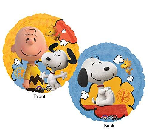 Peanuts Charlie Brown Balloons Decoration Supplies Party Snoopy Anagram AX-AY-ABHI-88813