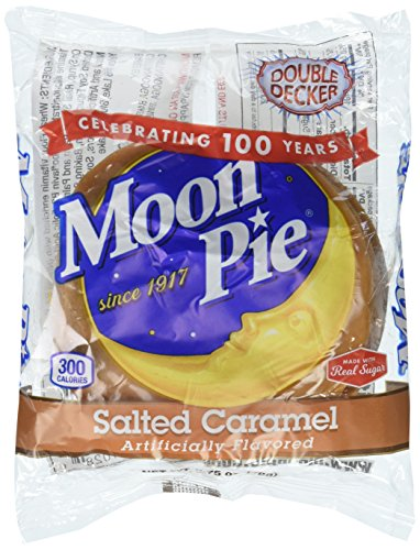 Original Moonpie Double Decker - 9ct. Assorted Flavors (Salted Caramel)