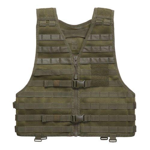 Tactical 5.11 Nylon Vest (5.11 Tactical Lbe Vest Talc OD, 4X-Large)