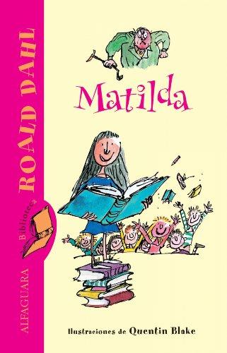 Amazon matilda spanish edition ebook roald dahl quentin matilda spanish edition by dahl roald fandeluxe Choice Image